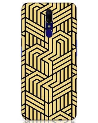Shop Lemon Drop Pattern Oppo F11 Mobile Cover-Front