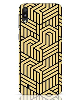 Shop Lemon Drop Pattern Samsung Galaxy M10 Mobile Cover-Front