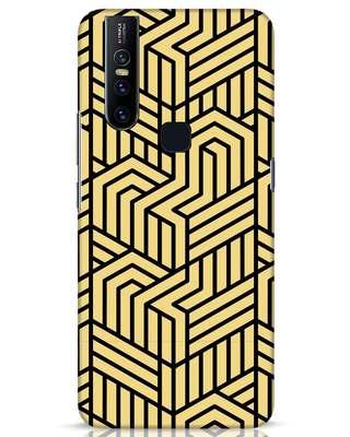 Shop Lemon Drop Pattern Vivo V15 Mobile Cover-Front