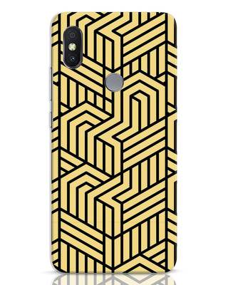 Shop Lemon Drop Pattern Xiaomi Redmi Y2 Mobile Cover-Front