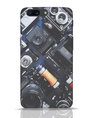 Shop Lenses OnePlus 5 Mobile Cover-Front