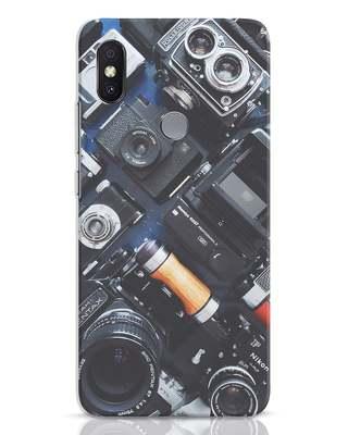 Shop Lenses Xiaomi Redmi Y2 Mobile Cover-Front