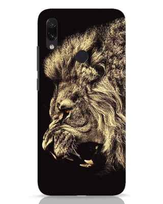 Shop Lep Xiaomi Redmi Note 7 Pro Mobile Cover-Front