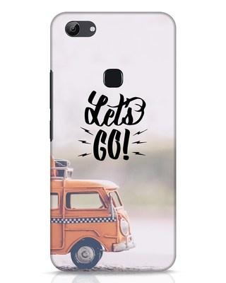 Shop Let's Go Vivo Y83 Mobile Cover-Front
