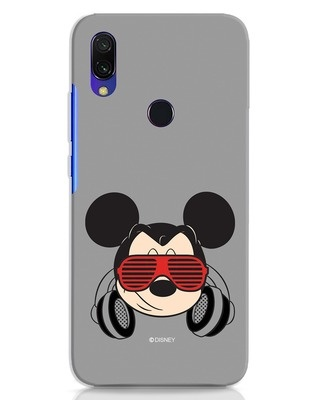 Shop Let The Music Play Xiaomi Redmi 7 Mobile Cover (DL)-Front