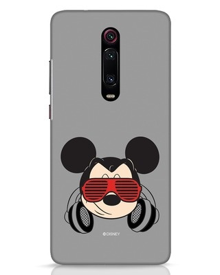 Shop Let The Music Play Xiaomi Redmi K20 Pro Mobile Cover (DL)-Front