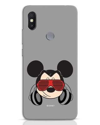 Shop Let The Music Play Xiaomi Redmi Y2 Mobile Cover (DL)-Front