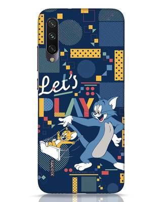 Shop Lets Play Xiaomi Mi A3 Mobile Cover (TJL)-Front