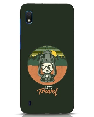 Shop Lets Travel Lantern Samsung Galaxy A10 Mobile Cover-Front