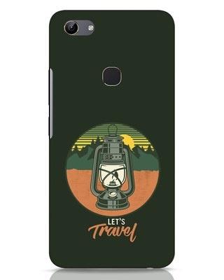 Shop Lets Travel Lantern Vivo Y81 Mobile Cover-Front