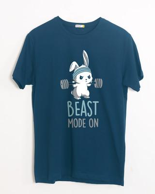 Buy Lift Like A Beast Half Sleeve T-Shirt Online India @ Bewakoof.com