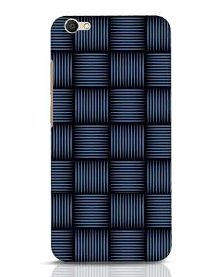 Shop Lines Pattern Vivo V5 Mobile Cover-Front
