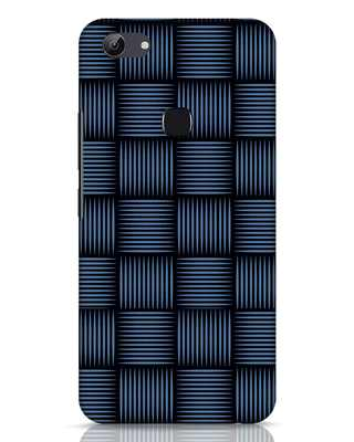Shop Lines Pattern Vivo Y83 Mobile Cover-Front