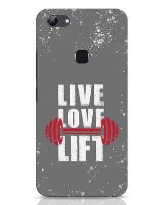 Shop Live Love Lift Vivo Y83 Mobile Cover-Front