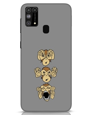 Shop Lookers Samsung Galaxy M31 Mobile Cover-Front