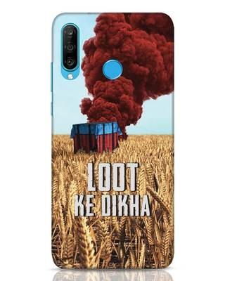 Shop Loot Ke Dikha Huawei P30 Lite Mobile Cover-Front