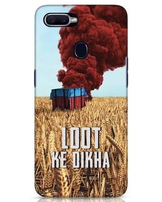 Shop Loot Ke Dikha Realme 2 Pro Mobile Cover-Front