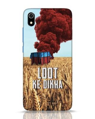Shop Loot Ke Dikha Xiaomi Redmi 7A Mobile Cover-Front