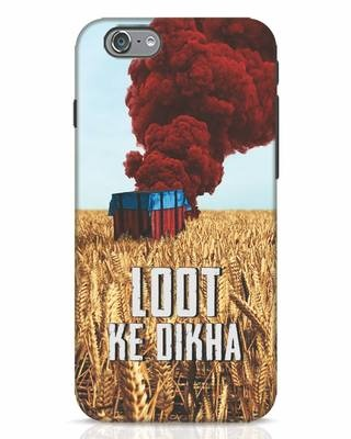 Shop Loot Ke Dlkha iPhone 6 Mobile Cover-Front