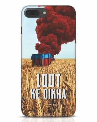 Shop Loot Ke Dlkha iPhone 7 Plus Mobile Cover-Front
