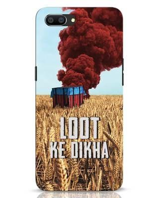 Shop Loot Ke Dlkha Realme C1 Mobile Cover-Front