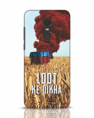 Shop Loot Ke Dlkha Xiaomi Redmi Note 5 Mobile Cover-Front