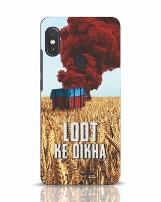 Shop Loot Ke Dlkha Xiaomi Redmi Note 5 Pro Mobile Cover-Front
