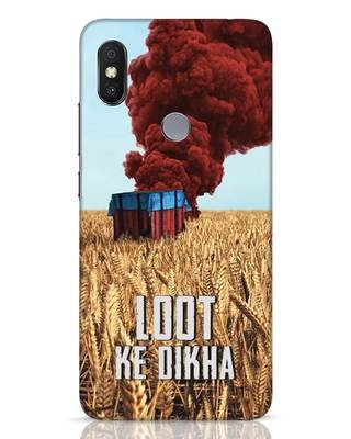 Shop Loot Ke Dlkha Xiaomi Redmi Y2 Mobile Cover-Front