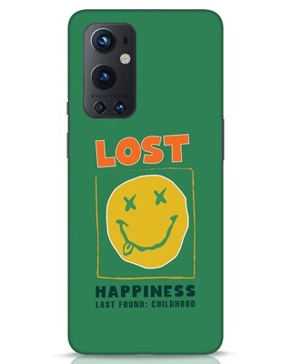 Shop Lost And Found OnePlus 9 Pro Mobile Cover-Front