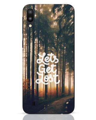 Shop Lost In Nature Samsung Galaxy M10 Mobile Cover-Front