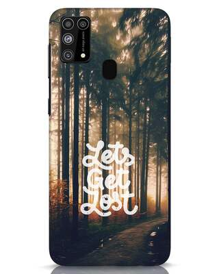 Shop Lost In Nature Samsung Galaxy M31 Mobile Cover-Front