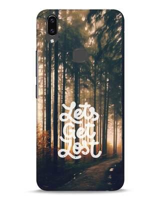 Shop Lost In Nature Vivo V9 Mobile Cover-Front
