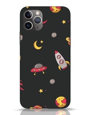 Shop Lost In The Sky iPhone 11 Pro Mobile Cover-Front