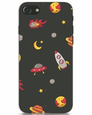 Shop Lost In The Sky iPhone 7 Mobile Cover-Front