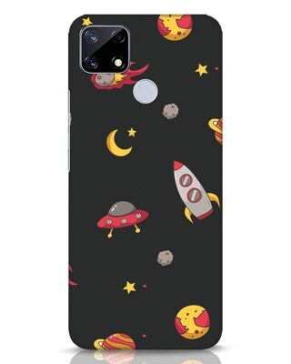 Shop Lost In The Sky Realme Narzo 20 Mobile Cover-Front
