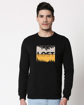 Shop Lost in Time Fleece Sweater-Front