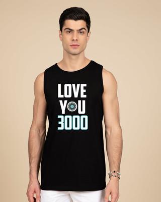 Shop Love You 3000 Vest (AVL)-Front