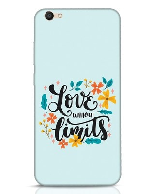 Shop Love1 Vivo V5 Mobile Cover-Front