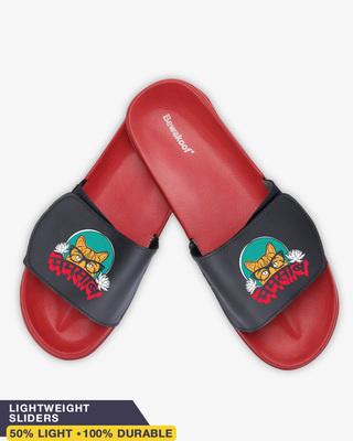 Shop Mem Sahab Adjustable Strap Sliders-Front