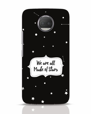 Shop Made Of Stars Moto G5s Plus Mobile Cover-Front