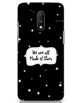 Shop Made Of Stars OnePlus 7 Mobile Cover-Front