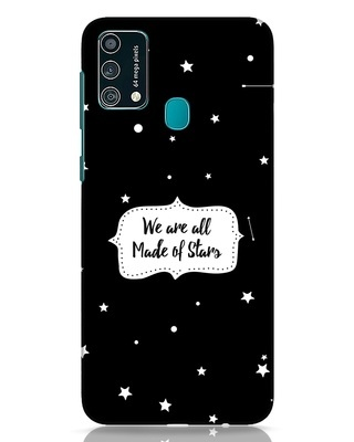 Shop Made Of Stars Samsung Galaxy F41 Mobile Cover-Front