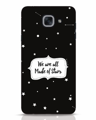 Shop Made Of Stars Samsung Galaxy J7 Max Mobile Cover-Front