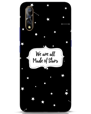 Shop Made Of Stars Vivo S1 Mobile Cover-Front