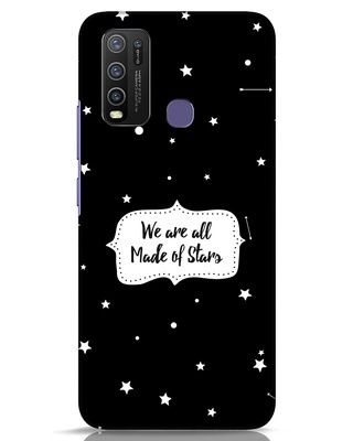 Shop Made Of Stars Vivo Y50 Mobile Cover-Front