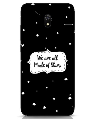 Shop Made Of Stars Xiaomi Redmi 8A Mobile Cover-Front