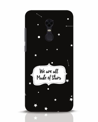 Shop Made Of Stars Xiaomi Redmi Note 5 Mobile Cover-Front
