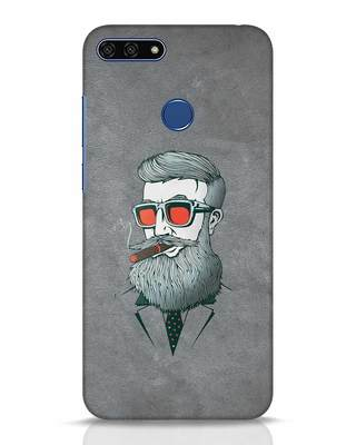Shop Mafia Huawei Honor 7A Mobile Cover-Front