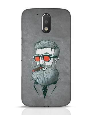 Shop Mafia Moto G4 Plus Mobile Cover-Front
