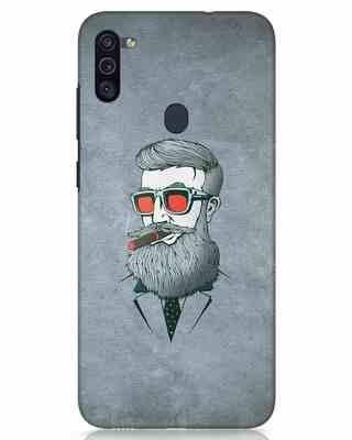 Shop Mafia Samsung Galaxy M11 Mobile Cover-Front